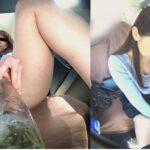 盗撮 女友達近距離失態 車内放尿&お漏らし